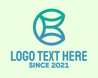Fertilizer - Abstract Eco Letter C logo design