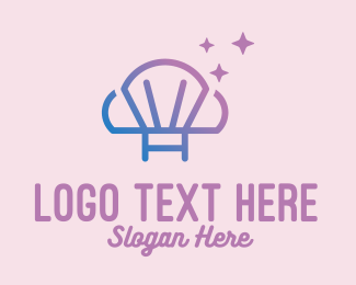 Shop - Sofa Furniture Shop logo design
