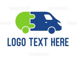 Electric - Electric Car logo design
