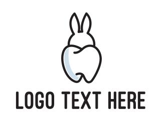 """Rabbit Tooth "" by marcololstudio"