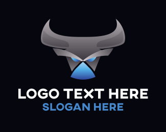 Centaur - Angry Robot Centaur logo design