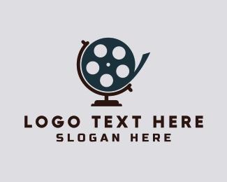 Planet - Reel Planet logo design