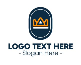 Quality - Crown Badge Business Company logo design
