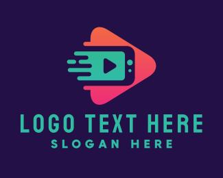 Youtube - Youtube Play Button logo design