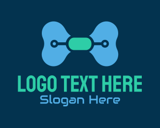 Telecommunication - Bow Tie Tech logo design