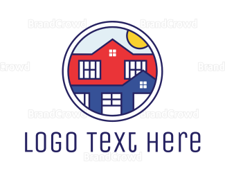 Community - City Circle logo design
