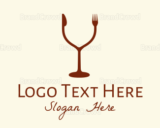 Dining - Drink & Eat Restaurant logo design