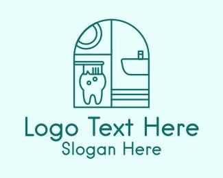 Hygiene - Toothbrush Dental Tooth logo design