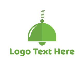 Bell - Organic Food Bell logo design