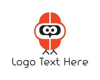 Streetwear - Bird Hoodie logo design