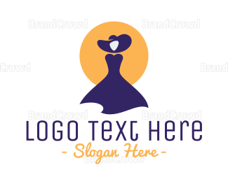 Alteration - Tropical Fashion logo design