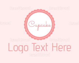 Cupcake - Cupcake Tag logo design