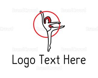 Entertain - Hula Hoop logo design