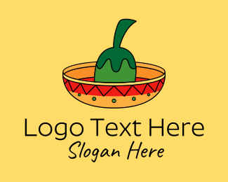 Restaurant - Chili Mexican Restaurant logo design