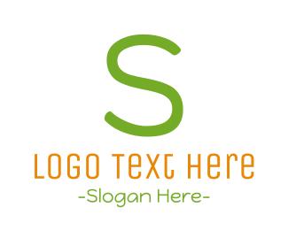 Preschool - Preschool Letter S logo design