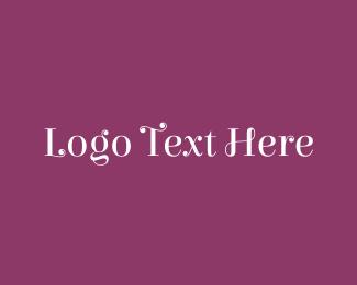 Manicure - Curly & Feminine logo design