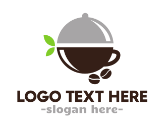 Food - Food & Coffee logo design