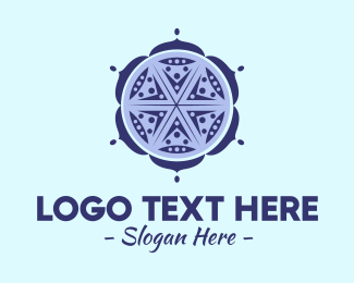Holistic - Indian Complex Pattern logo design