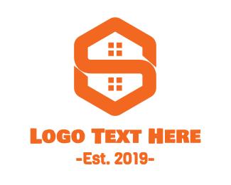Realtor - Realtor House Letter S logo design