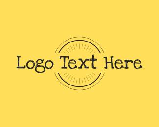 Sketching - Doodle Writing Wordmark logo design
