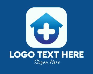 Health Care - Home Health Clinic logo design