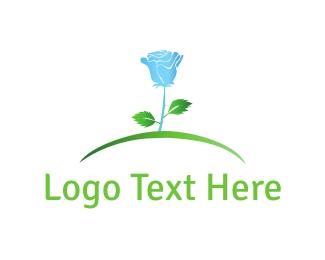 Eco-friendly - Flower Hill logo design