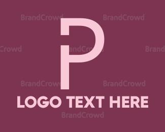 Work - Power Letter P logo design