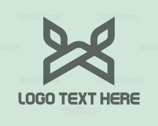 Hat - Bunny Hat logo design