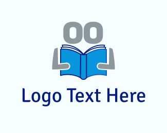 Research - Twin Book logo design