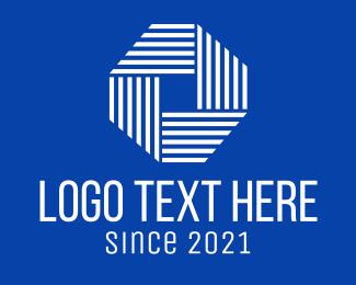Octagon - Modern Corporate Octagon logo design