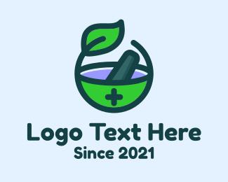Tools - Traditional Medicine Tools logo design