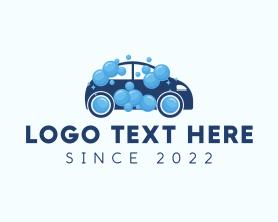 Business - Bubble Car Wash logo design