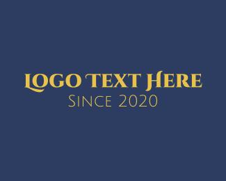 Class - Gold Class logo design