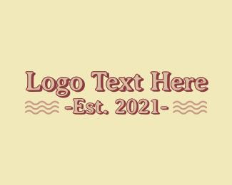 Auction - Stationery Serif Wordmark logo design