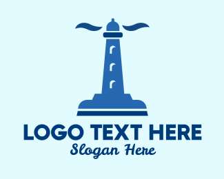 Squeegee - Lighthouse Squeegee logo design