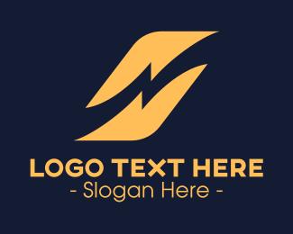 Business - Simple Electric Business logo design