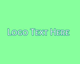 Pastel - Green Pastel Wordmark logo design