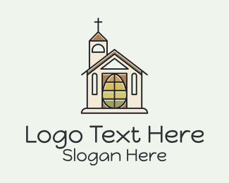 Church - Church Egg logo design