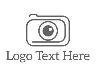 Stock - Photo Clip logo design