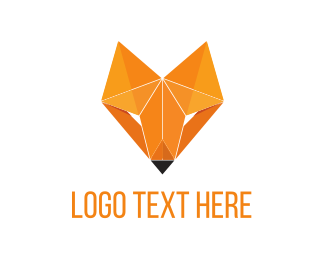 Prism - Fox Prism logo design