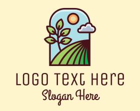 Nature Lawn Garden Logo