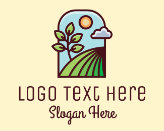 Care - Nature Lawn Care logo design