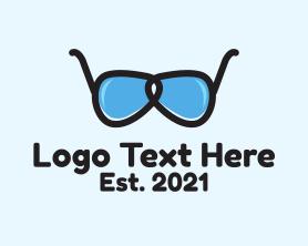 Geek - Cool Summer Shades logo design