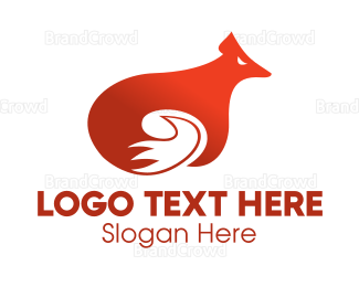 Startup - Orange Fox logo design