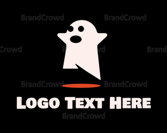 Snapchat - Little Ghost logo design