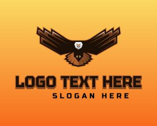 North America - Falcon Gaming logo design