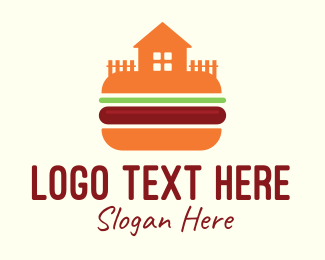 Backyard - Homemade Burger logo design