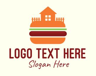 Patty - Homemade Burger logo design