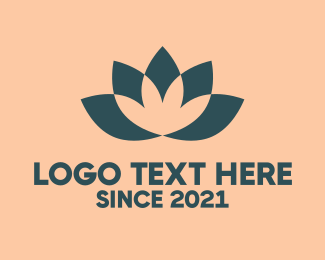 Lotus - Lotus Flower logo design