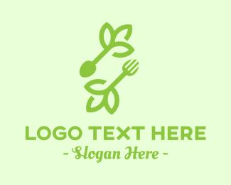 Green Garden Vegan Vegetarian Restaurant  Logo